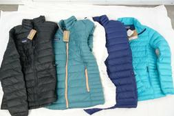 $229 NWT Patagonia W's Down Sweater Jacket All Colors Sz XS