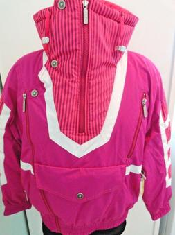 HEAD DOWN JACKET Womens  Pink Graphic  PARKA Size 6  Styled