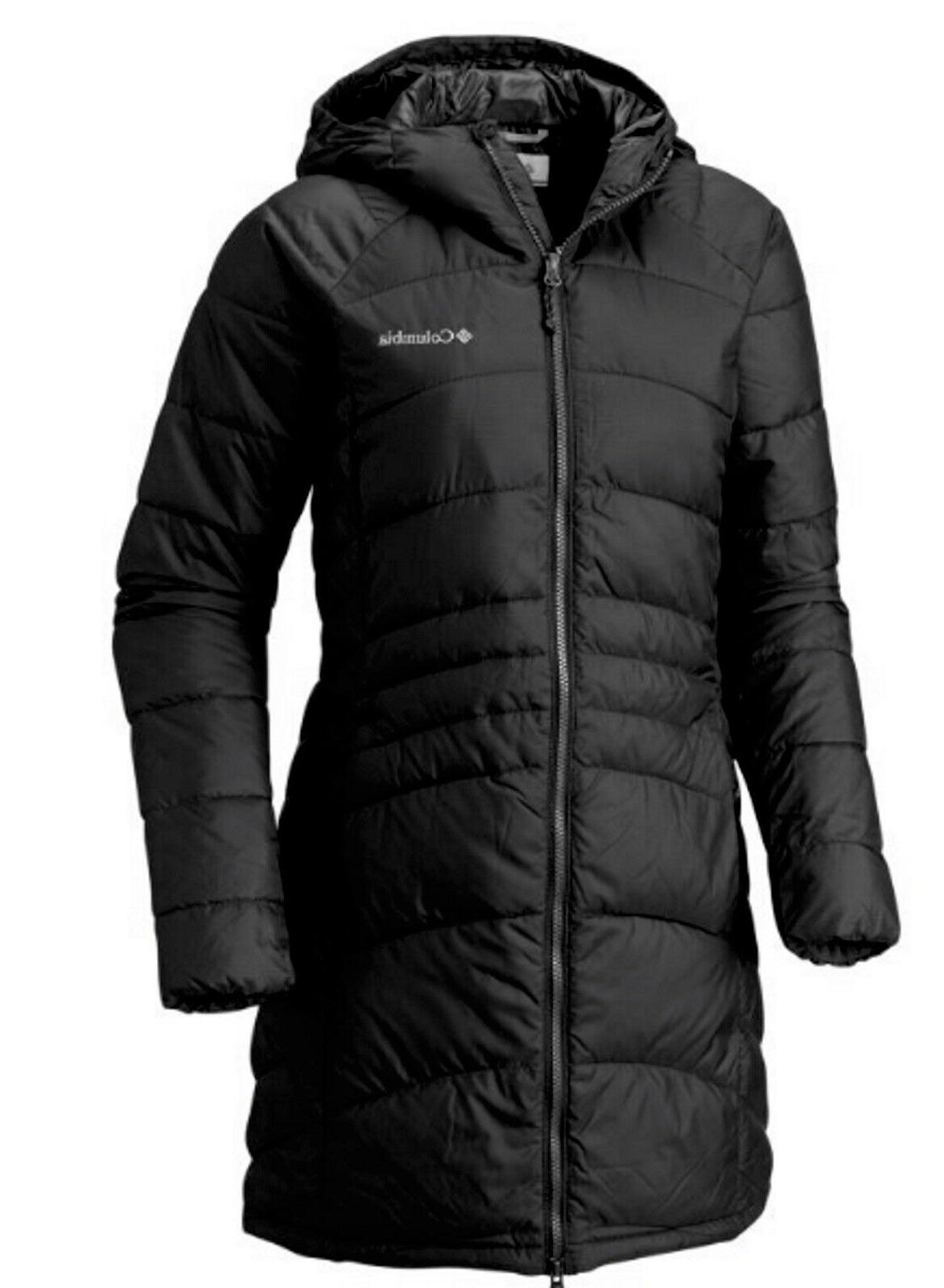 womens m l karis gale insulated long
