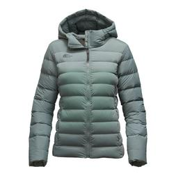 The North Face Stretch Down Jacket in Balsam Green $249, XL