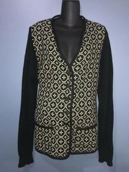 Vintage FRANELLE Rare Wool MADE IN WALES Womens BUTTON DOWN