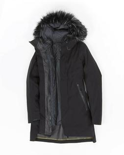 The North Face Women's Cryos Triclimate GTX. TNF Black Parka