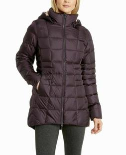The North Face Women's Gotham II Hooded Goose-Down Jacket Pu
