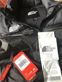 The North Face Women's Large  Down Puffer Vest Jacket Black