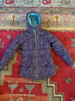 WOMENS NIKE 6.0 VASHI SNOWBOARDING DOWN QUILTED PUFFER COAT